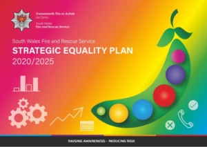 Equality plan front cover rainbow of peas in a pod